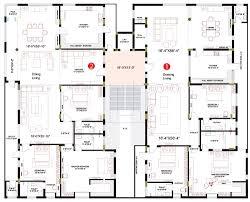 5000 sq ft floor plans fresh house plans 5000 square feet of 5000 sq ft floor