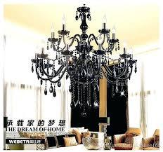 black candle chandelier black chandelier light modern black chandelier restaurant chandeliers glass candle chandeliers crystal ball black candle