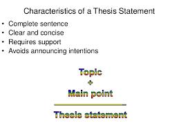 Proper Essay Structure