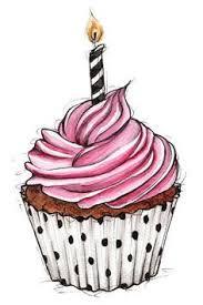 vintage cupcakes drawing.  Cupcakes Cupcake Illustration Tumblr  Google Search Cupcake Drawing Candy  Birthdays Art Prints On Vintage Cupcakes Drawing B