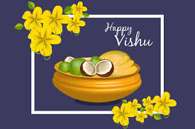 Happy Vishu 2019 Best Wishes Greetings Images Sms Quotes