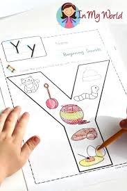 Small Picture 50 best Letter Y Activities images on Pinterest Preschool