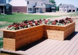 Outdoor Planter Box Plans | Planter Box Plans | Garden Planter Boxes Plans