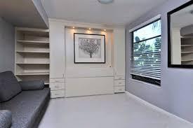 Zoom-Room Murphy Bed - Understated
