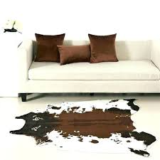 faux cowhide rug ikea cow skin rugs carpet sheepskin cute with small fur and for living faux cowhide rug ikea