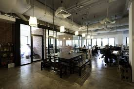raw office. Tempered Glass Partition Doubles As White Board. Raw Office W