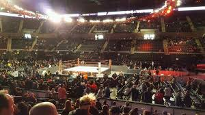 Nassau Veterans Memorial Coliseum Section 102 Row 1 Seat