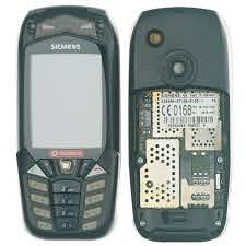 Siemens M65 Handy, Vodafone without ...