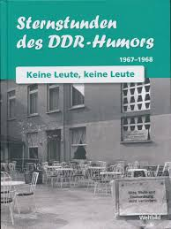 Sternstunden Des Ddr Humors 1967 1968