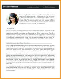Biography Templates Examples Personal Professional Bio