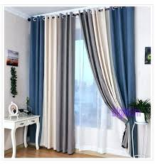 white curtains gray walls full image for blue grey yellow shower curtain summer style linen find