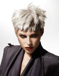 Short Grey Hair Style modern mens short hairstyles hairstyle fo women & man 2989 by wearticles.com