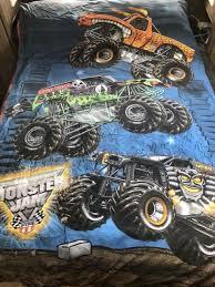 monster jam genuine monster trucks doona cover n pillow case single cots bedding gumtree australia cairns city woree 1193132067
