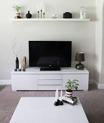Small Picture Stylish Living Room Tv Table 15 Modern Tv Wall Units For Your