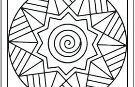 Easy Coloring Page Easy Coloring Pages To Draw Easy Adult Coloring