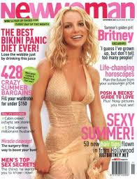Resultado de imagem para Britney People Magazine 2003