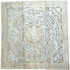 distressed white wood wall decor magnificent carved inspiration of top best art panels large living room