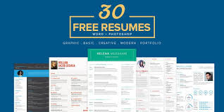 Free Resume Templates In Word Awesome Resume Template 28 Free Resume Templates In Word PSD MAC