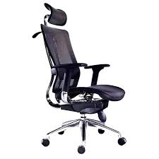 best executive office chair santana black high back reviews leather f