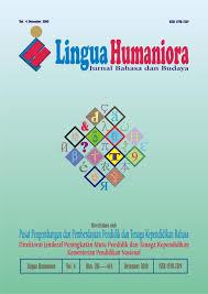 Tempat dalam kalangan ahli pragmatik dan sosiolinguistik. Lingua Humaniora Vol 4 Hlm Desember 2010 Issn Pdf Free Download