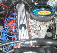 building an inline 6 chevy 250 engine 2504bbl in car cln jpg