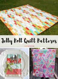 45 Free Jelly Roll Quilt Patterns + New Jelly Roll Quilts ... & Jelly Roll Quilt Patterns Adamdwight.com