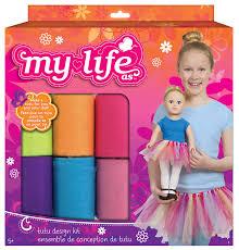 Design Your Own Tutu Kit My Life As Tutu Design Kit Walmart Canada
