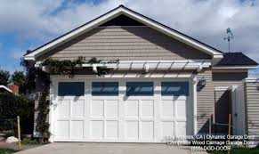 craftsman garage doorscraftsmanstylegaragedoorGarageAndShedTraditionalwith