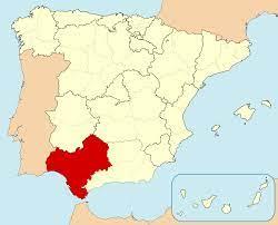 Archivo:Localización de Andalucía Occidental.svg - Wikipedia, la  enciclopedia libre