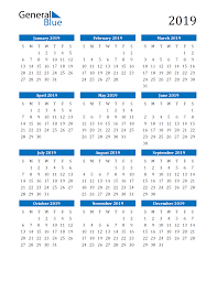 Word 2020 Calendars Free Printable Calendar In Pdf Word And Excel United States