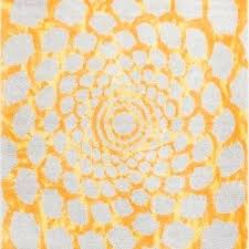 yellow and gray rugs grey chevron area rug indoor outdoor round