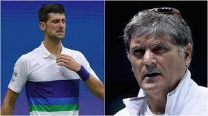"""Novak Djokovic wusste, dass er vor dem wichtigsten Spiel seines Lebens  steht"""" Toni Nadal teilt seine Ansichten zu Djokovics Niederlage bei den US  Open 2021 - Moyens I/O"""