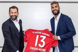 As primeiras palavras de Choupo-Moting após sua chegada ao Bayern - MQJ