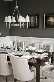 dining room chair colors. we love this chic dining room chair colors