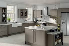 Awesome Kitchen Grey Cabinets