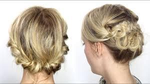 Coiffures Faciles Et Rapides Cheveux Mi Long Coupe Cheveux