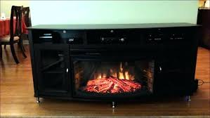 grand white fireplace big lots wall mount heater a stand with stands black inch electric