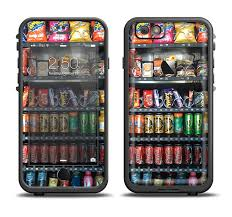 Iphone Vending Machine Extraordinary The Vending Machine Apple IPhone 48 LifeProof Fre Case Skin Set