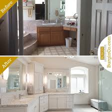 Before  After  Yorba Linda Bathroom Remodel  Pics  Burgin - Bathroom remodel before and after pictures