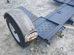 Tow Dolly Fenders With Lights Mast Tow Dolly 2011 47734608 Auto Auction Spot