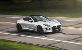 2015 Jaguar F-type V-6 S Coupe Test – Review – Car and Driver