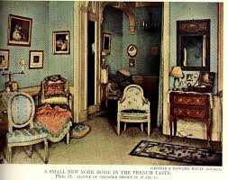 1920s french room 1920s interior