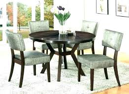small white round dining table set and chairs for kitchen gloss 4 chair sophisticated room sets cool