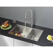 ruvati rvh7515 undermount 16 gauge 32 kitchen sink double