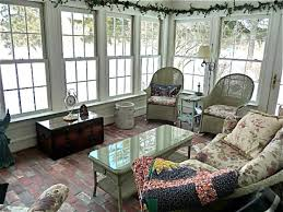 wicker furniture for sunroom. Sunroom Furniture Ideas For Home Interior Inspiring: Wall Decorating And Wicker Chair Also E