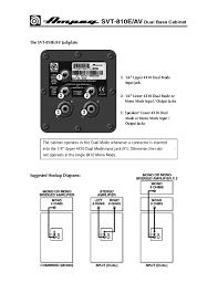 ampeg speakon wiring diagram ampeg database wiring diagram ampeg svt810e 8x10 bas kabin 3 638 cb 1381753636