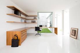 work tables for home office. Full Imagas Large Modern Design Home Office Work Table With Wooden Shelves On The White Wall Tables For S