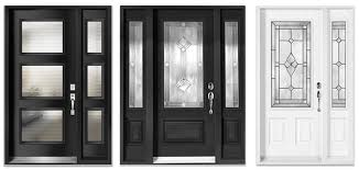 front entrance doors with decorative glass