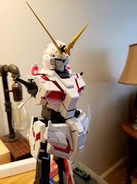 Pg Unicorn Full Amor Led Wip Gundam Amino Amino