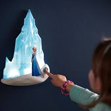 childrens bedroom lighting. OFFICIAL DISNEY FROZEN ELSA 3D WALL LIGHT CHILDRENS BEDROOM LIGHTING NIGHT  | EBay Childrens Bedroom Lighting A